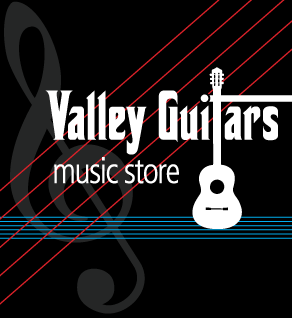 Valley Guitars Retina Logo
